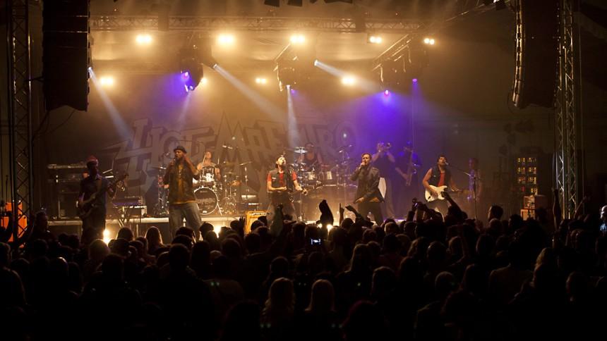 Hoffmaestro gör turnépremiär i helgen