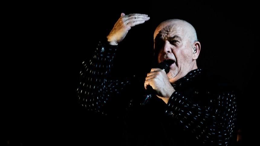 Så bra var Peter Gabriel i Globen