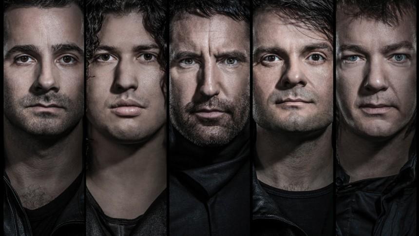 Nine Inch Nails till Sverige