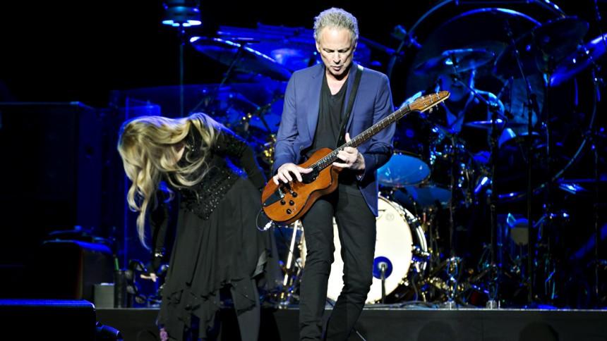 Sparkades ur Fleetwood Mac