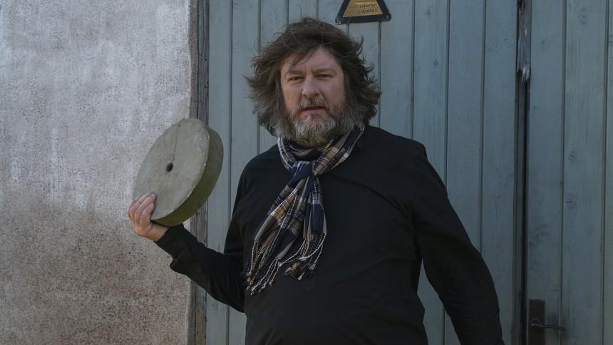 Ebbot Lundberg på turné