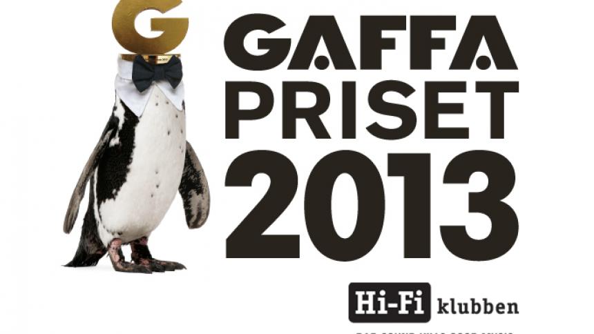 Vinnarna av GAFFA-Priset 2013