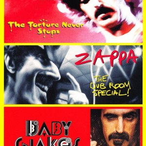 Frank Zappa: The Torture Never Stops/The Dub Room Special/Baby Snakes