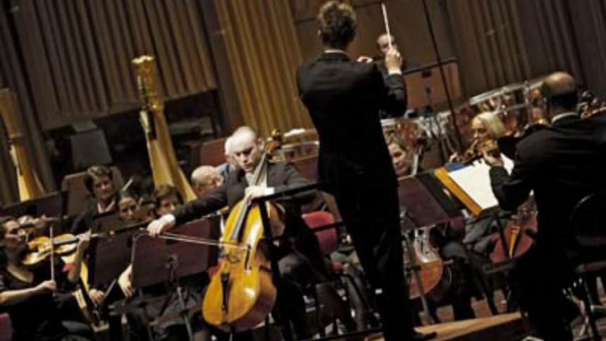 Dirigera SR:s Symfoniorkester