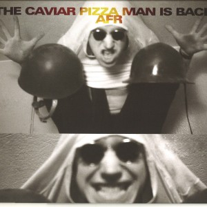 Anders F Rönnblom: The Caviar Pizza Man Is Back