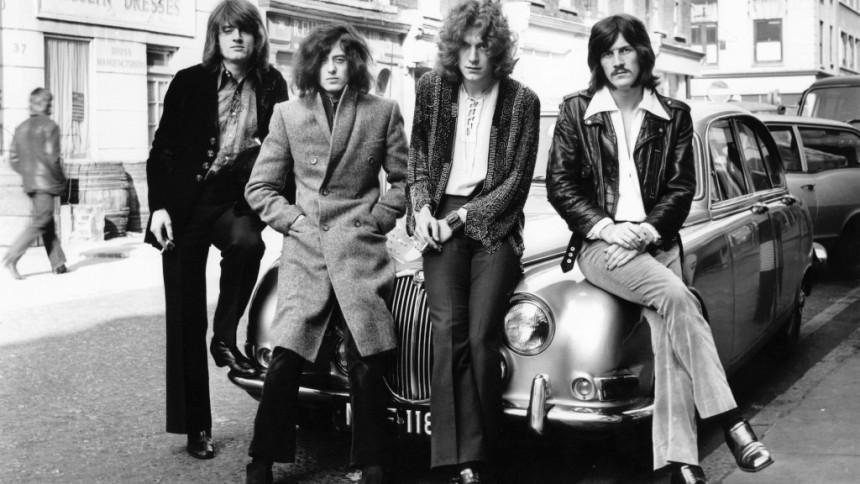 Led Zeppelin lanserar nytt samarbete