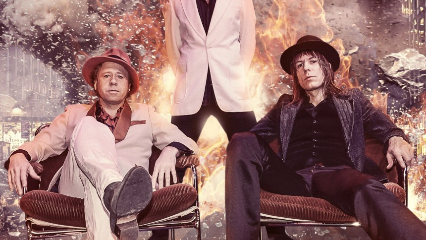 The Ark-medlemmar väcker liv i gammalt band