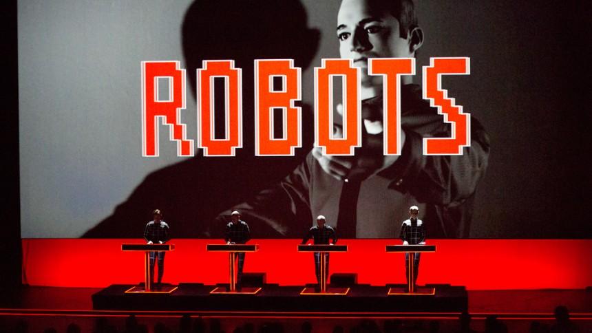 Kraftwerk spelar upp alla sina album