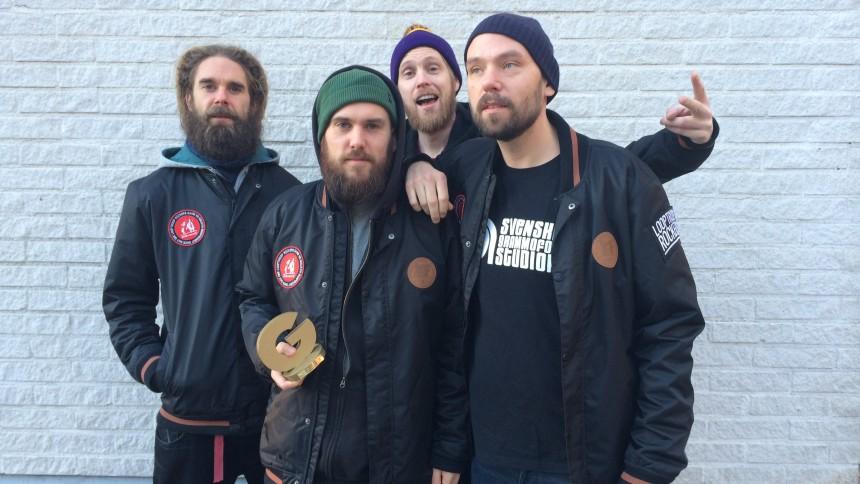 Looptroop Rockers: ''Ny skiva förhoppningsvis till våren''