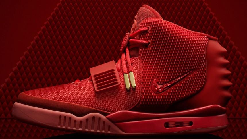 Köp Kanye Wests skor för 100 miljoner