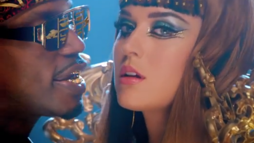 Katy Perry ändrar kontroversiell video