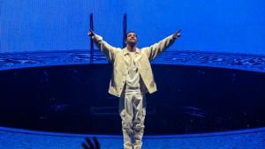 Drake & The Weeknd - Globen, Stockholm, 140301