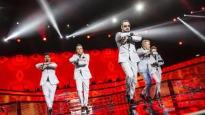 Backstreet Boys - Hovet, Stockholm, 140313