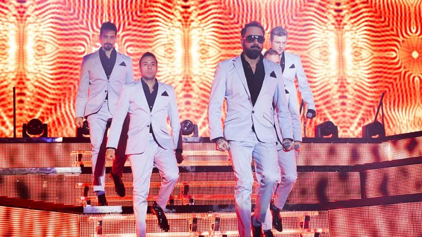 Backstreet Boys och NSYNC gör zombiefilm?!