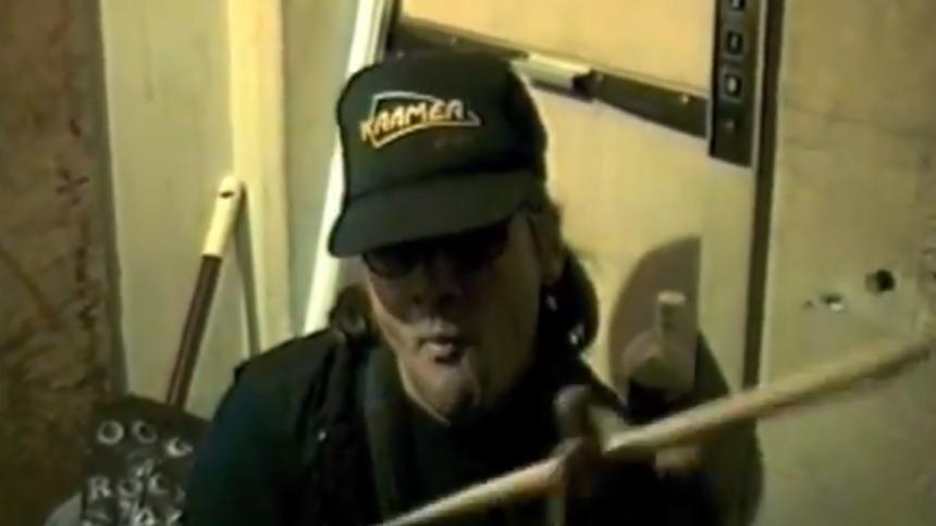 Iggy & The Stooges-trummis död