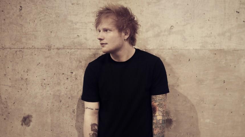 Då släpps Ed Sheerans nya album