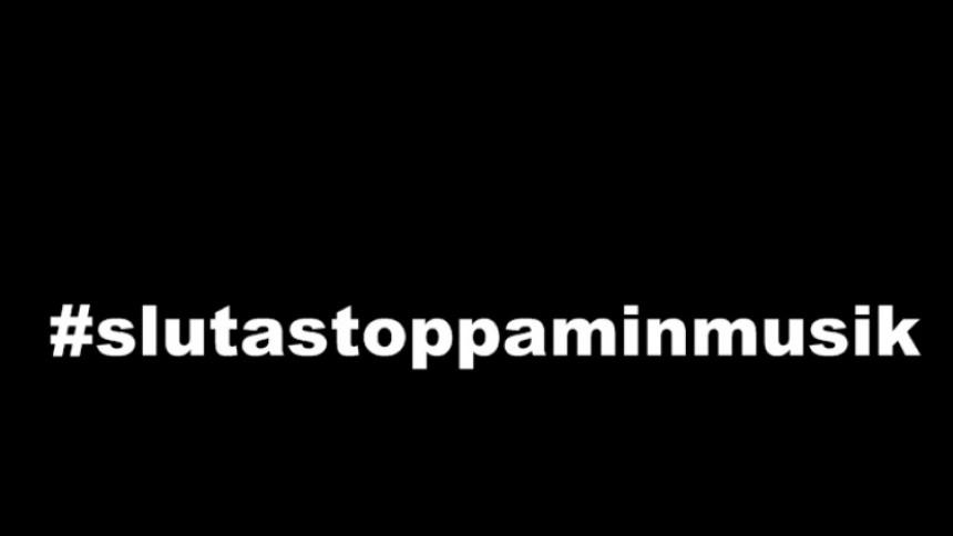 DEBATT: ''Sluta stoppa min musik''