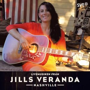 Jill Johnson: Livemusiken Från Jills Veranda
