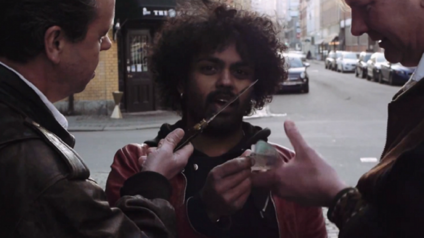 Youtube satte stopp för svenskt band