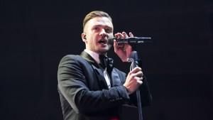 Justin Timberlake, Tele2 Arena, Stockholm, 140510