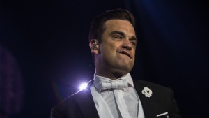 Robbie Williams - Globen, Stockholm, 140515