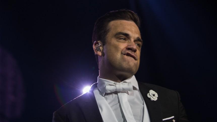 Robbie Williams: Globen, Stockholm
