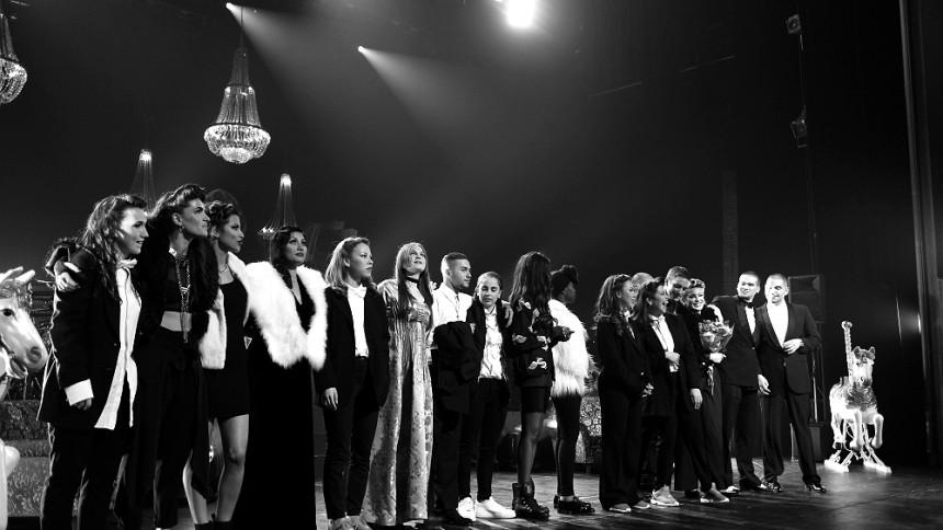 Ladies First: Dramaten, Stockholm