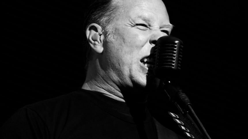 Metallica till Sverige