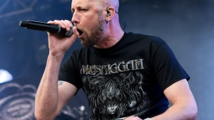 Meshuggah - Gröna Lund, Stockholm, 140531