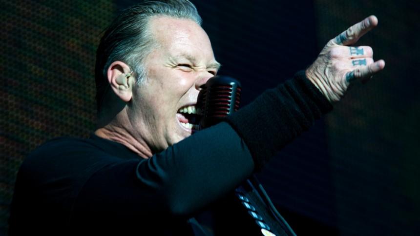 Metallica: Gärdet, STHLM Fields