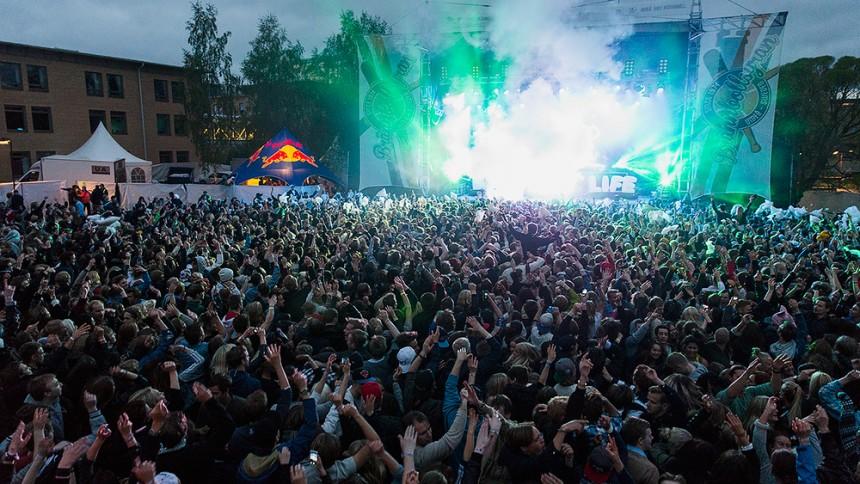 Polisen utreder 2 våldtäktsfall i samband med festival – söker vittnen