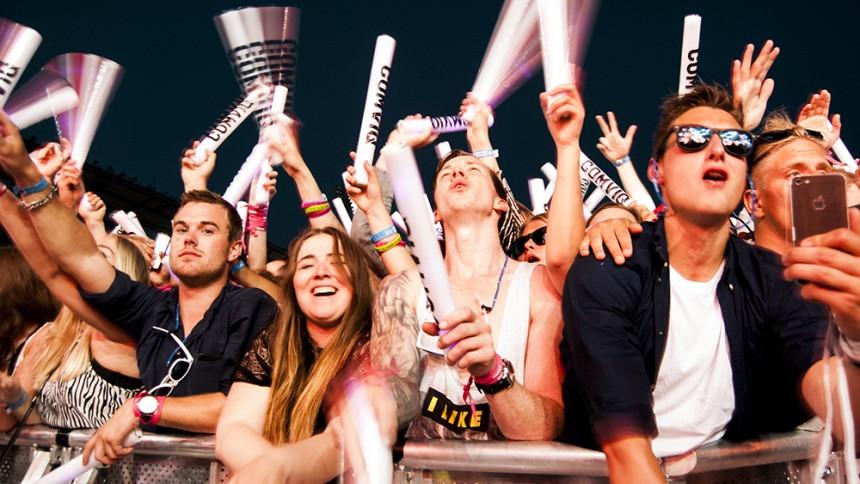 Världskänd DJ-duo till The Island Festival