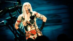 Blondie – Cirkus, Stockholm, 140610