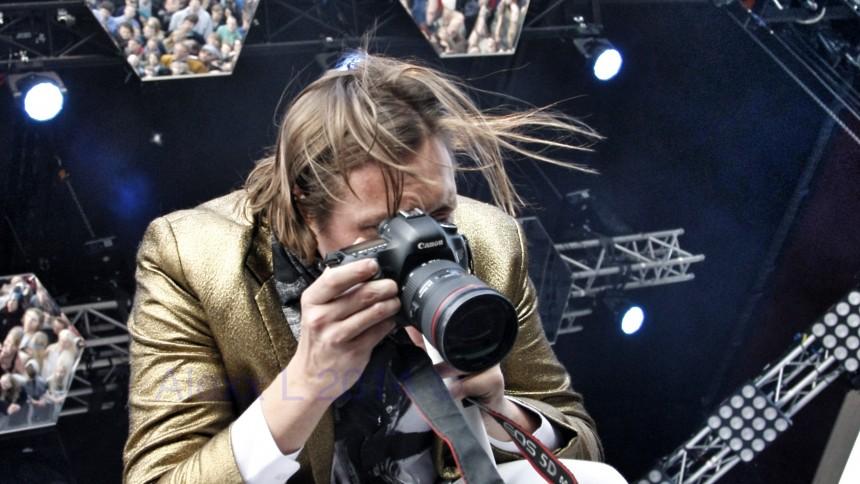 Arcade Fire: Gröna Lund, Stockholm