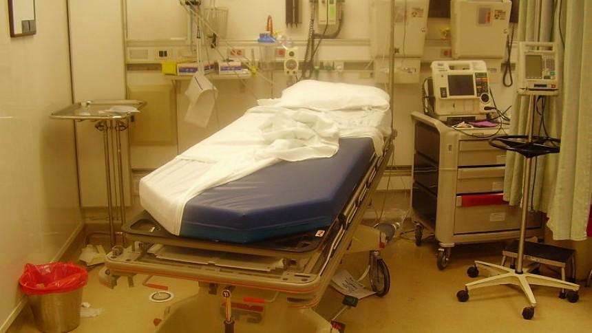 ''Det var som att jag inte var i operationssalen''