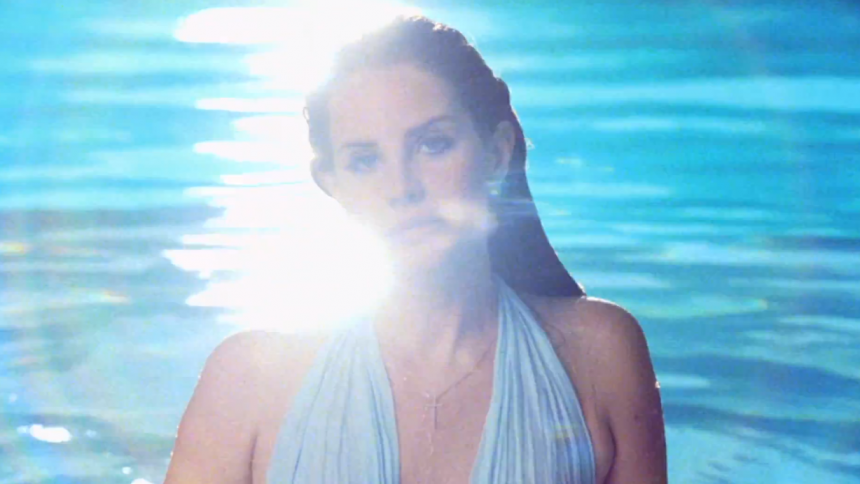 Lana Del Rey släpper album – hör det här