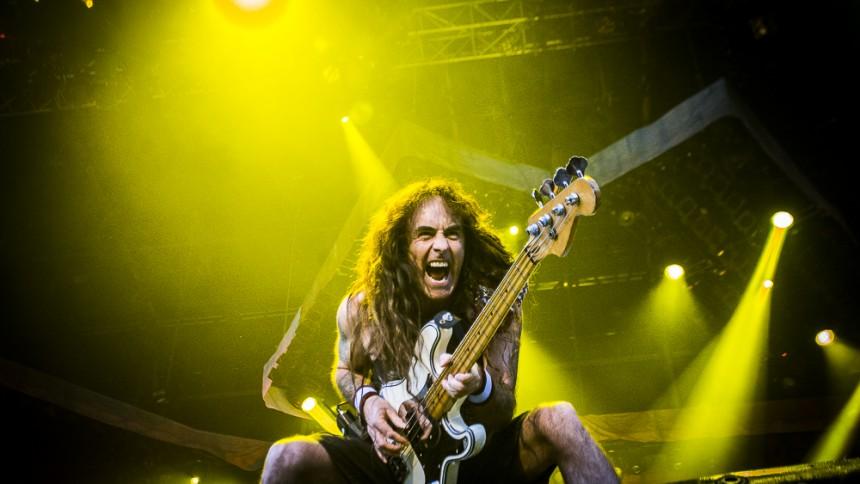 Iron Maiden-special: här är 10 tokgrymma liverariteter