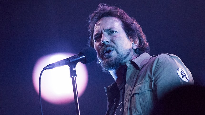 Politiskt Pearl Jam släpper nytt album – hör ny singel
