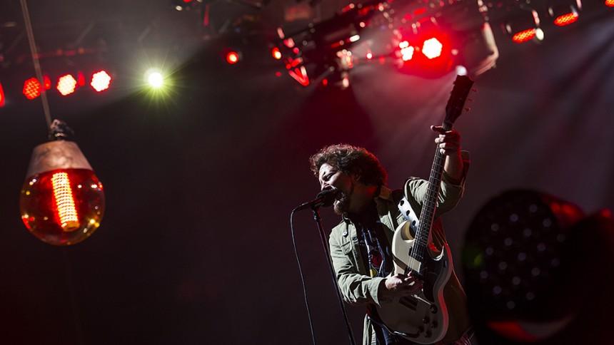 Pearl Jam släpper ny låt - hör ett smakprov