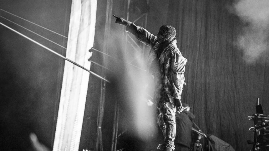 Kanye West till Skavlan