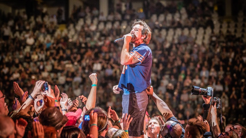 Tråkiga nyheter för alla Pearl Jam-fans