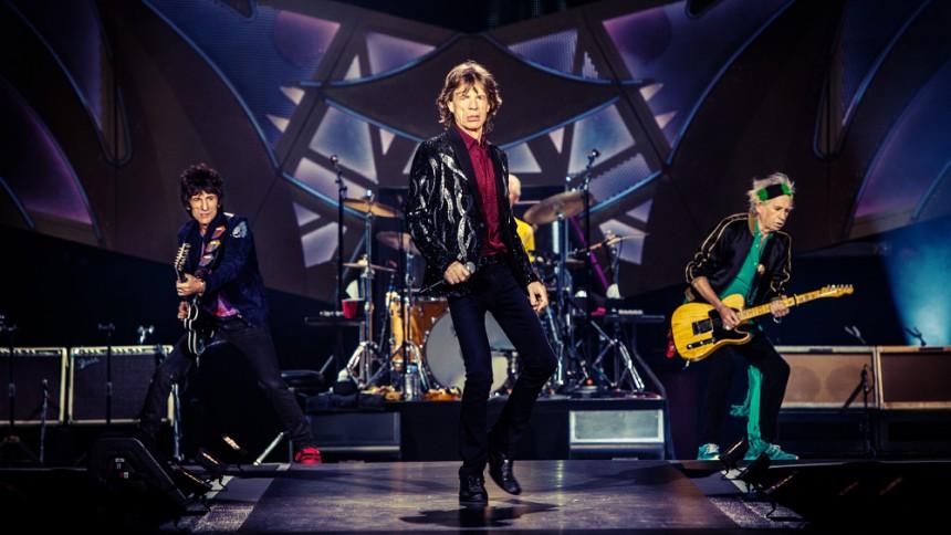 The Rolling Stones får väpnat beskydd efter skottdrama