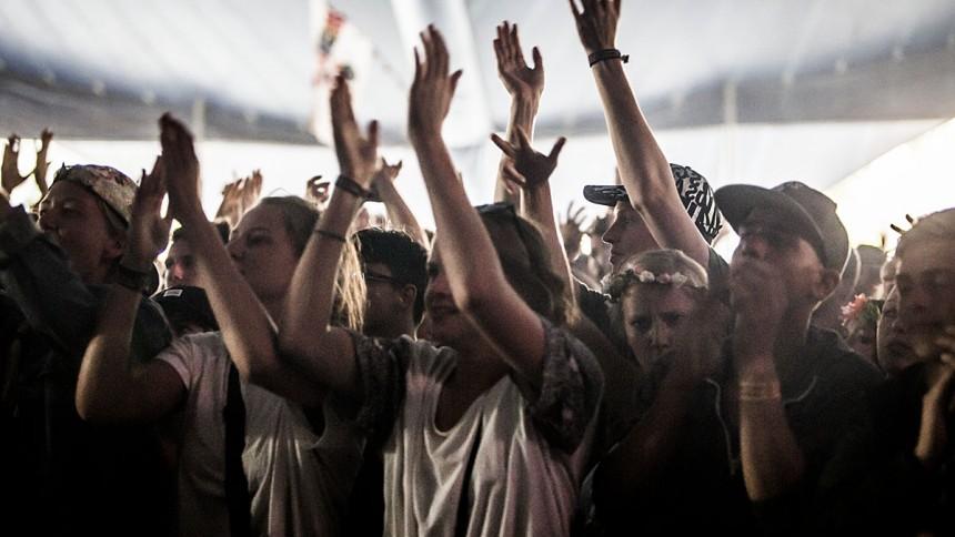 Fullt festivalkrig i Danmark