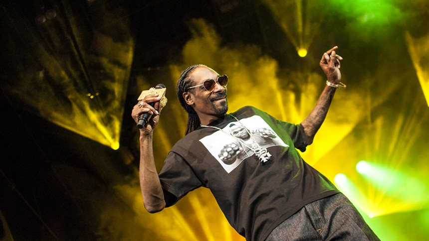 Snoop Dogg har ''Official Birthday Party'' i Sverige