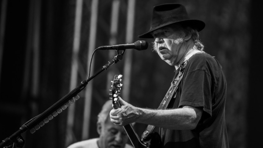 Neil Young & Crazy Horse: Stockholm Music & Arts