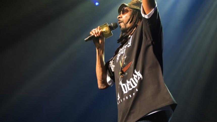 Snoop Dogg kommer tillbaka till Sverige