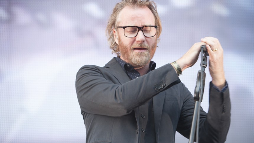 The National: Azalea, Way Out West