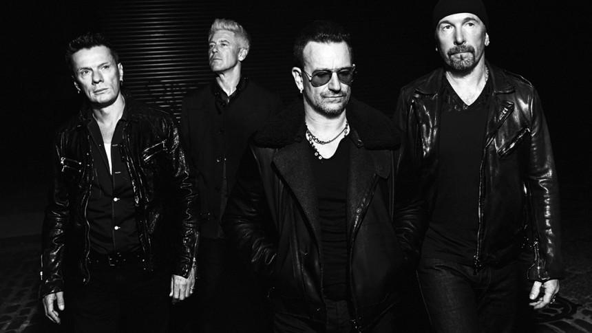 U2 klara för två Sverigespelningar