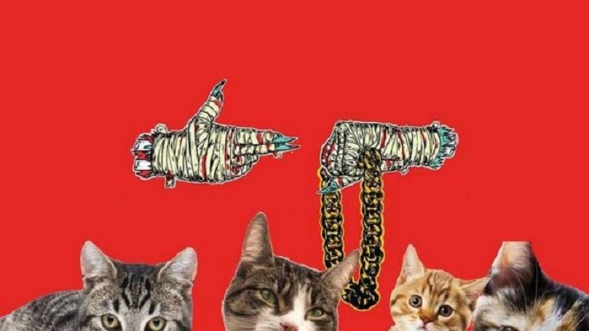 Artister strömmar till hiphop-platta i kattljudsversion