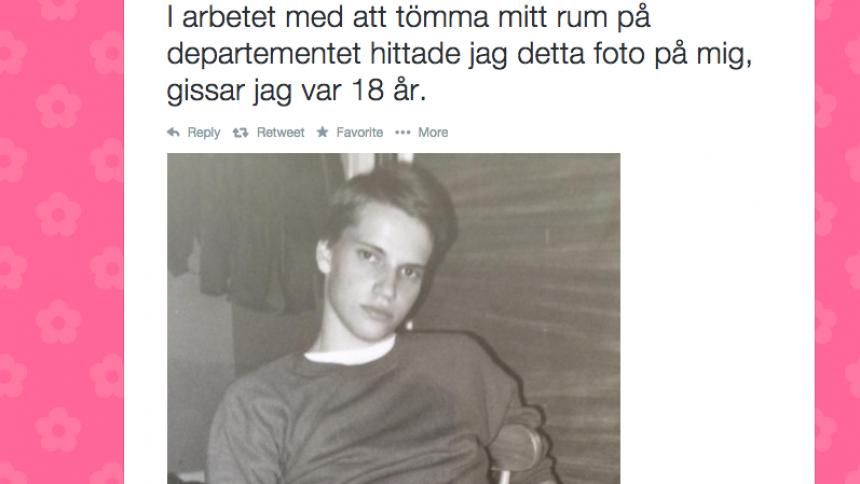Vänta nu Hägglund, du såg ju ut som…